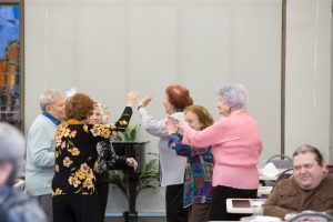 socialization adult day care senior