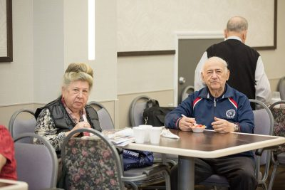 elderly people in rehabilitation center after a stroke for speedy recovery brooklyn nyc
