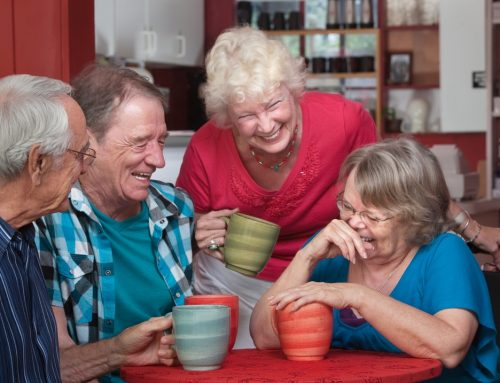 The Power of Positive Thinking For Seniors