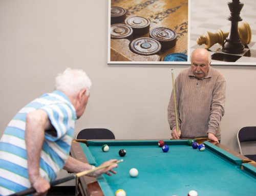 Elderly Entertainment And The Benefits Of Interaction