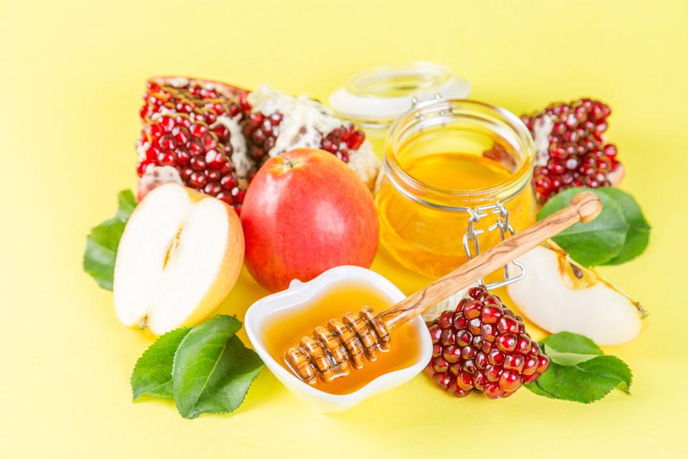 Rosh Hoshana Jewish holiday food for adult day program