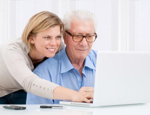 Помощь Пожилым Людям  В Повседневной Жизни